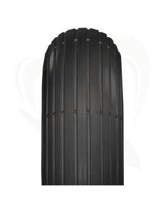 Scootmobiel buitenband 2.50-3 (210x65) IMPAC zwart