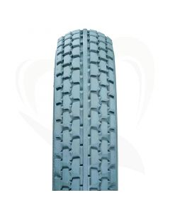 Scootmobiel buitenband 2.50-8 CST grijs