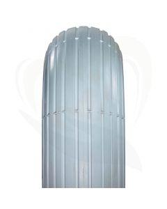 Scootmobiel buitenband 2.80/2.50-4 (230x65) CST grijs