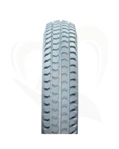 Scootmobiel buitenband 3.00-8 (350x70) IMPAC grijs