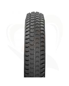Scootmobiel buitenband 3.00-8 (350x70) IMPAC zwart