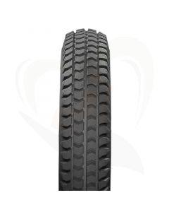 Scootmobiel buitenband 3.00-8 (350x70) zwart