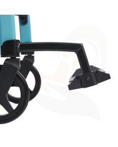 Voetsteunen voor Rollz Motion rollator