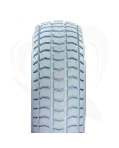 Scootmobiel buitenband 9x3.50-4 CST grijs