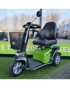 Tweedehands scootmobiel - Life & Mobility Mezzo 3-wiel - MEENEEMPRIJS!