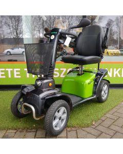Tweedehands scootmobiel - Life & Mobility Mezzo 4-wiel - 2017 met nieuwe accu's!