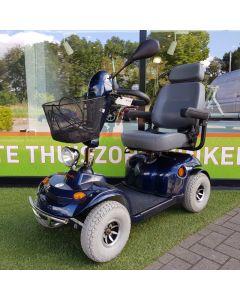 Tweedehands scootmobiel - Freerider Mango Tiger 4 wiel - blauw