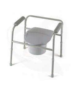 toiletstoel en toiletoverzet tsg130