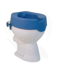 toiletverhoger tse100 zacht op toiletpot