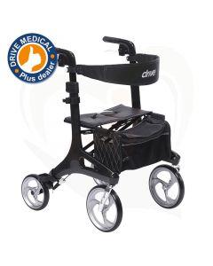 Rollator Nitro M Carbon lichtgewicht - slechts 5,5 kg