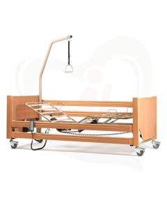 Luna 2 hoog-laag bed in lage stand