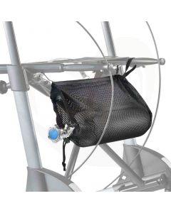 Zuurstoffleshouder voor Topro rollators