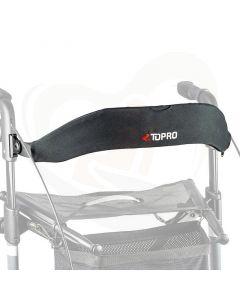 Rollator rugsteun voor Topro kort model