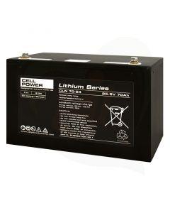 Cellpower lithium series CLN 70-24 NMH accu voorzijde 1