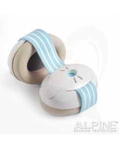 Baby oorkappen - Alpine Muffy - blauw, roze, zwart