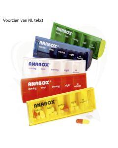 Anabox dagbox 1 stuk -