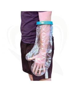 Aidapt Waterdicht Cast en Bandage Protector voor gebruik tijdens het douchen / baden.