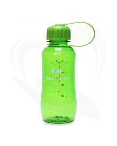 drinkfles watertracker groen 300 ml