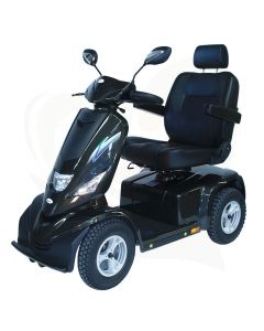 Scootmobiel Drive ST6 3-wiel 18 km/u antraciet - zeer robuust!