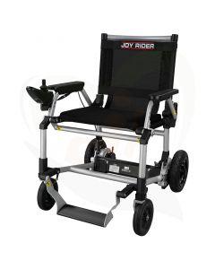Elektrische rolstoel E-Ablility - JoyRider voorzijde zwart