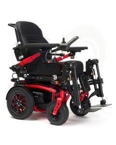 elektrische rolstoel vermeiren forest 3 Elro F3 rood full options verstellingen
