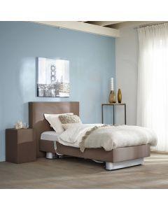 Luxe hoog-laag boxspring - langer thuis blijven wonen in stijl