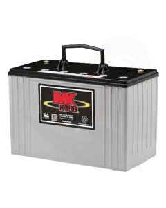MK Battery AGM accu 8A30 HEI 12Volt 105Ah voorzijde 1