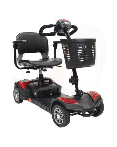 Opvouwbare scootmobiel Drive Scout BL270 4-wiel