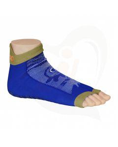 anti slip sokken sweakers blauw