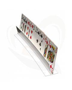 kaartenhouder dubbelzijdig