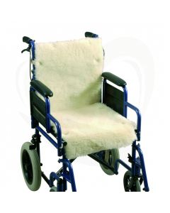 rolstoel beschermer schapenvacht