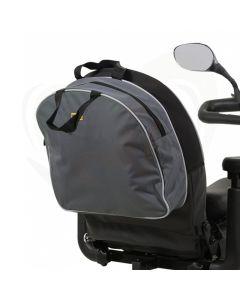 Scootmobiel rugleuningtas voor opvouwbare scootmobielen - grijs