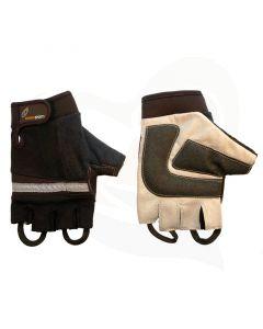 Handschoenen Revara Sports zwart M
