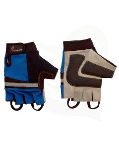 Handschoenen Revara Sports blauw M