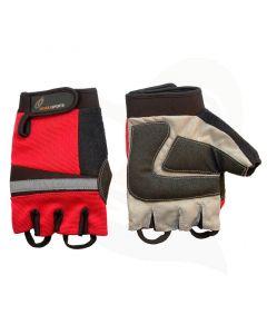 Handschoenen Revara Sports rood