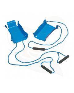 sock assist met twee touwen