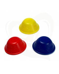 Flesopener anti-slip geel
