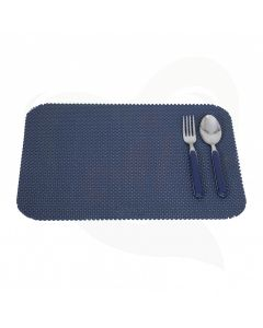 placemat stayput donkerblauw