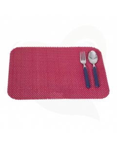 placemat stayput rood