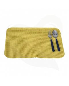 placemat stayput geel