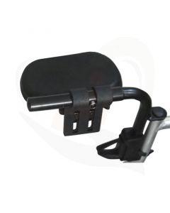 Stompsteun voor Drive rolstoel Litec en Ecotec links