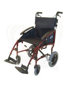 Rolstoel Drive D-lite duwwagen - Compact en lichtgewicht voorzijde