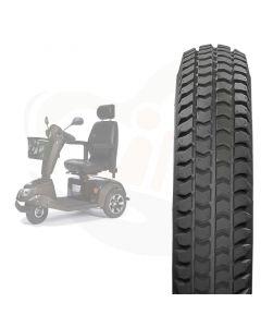 Scootmobiel achterbanden voor Carpo 3-wiel scootmobiel