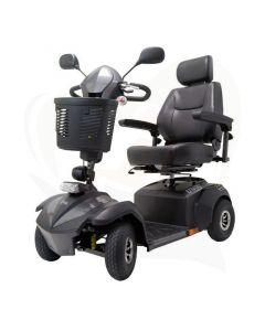 Scootmobiel Drive Envoy BL350 voorzien van luxe stoel met hoofdsteun - kleur grijs