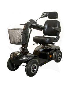 Scootmobiel Drive ST4D Plus 4-wiel antraciet voorzijde