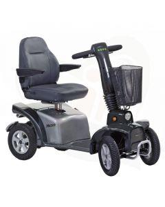 Scootmobiel Life en Mobility Mezzo 4 - Goed geveerde allrounder