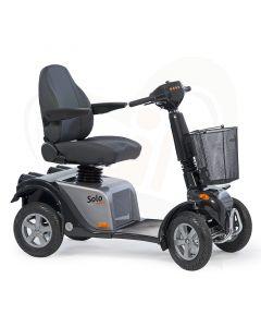 Scootmobiel Life en Mobility Solo 4 - Extra comfortabel geveerd