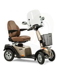 Scootmobiel Life en Mobility Solo 4 Elegance voorzijde
