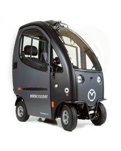Scootmobiel Mini Crosser M2 Cabin voorzijde