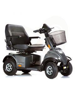 Scootmobiel Mini Crosser M2 4-wiel rechterzijde antraciet